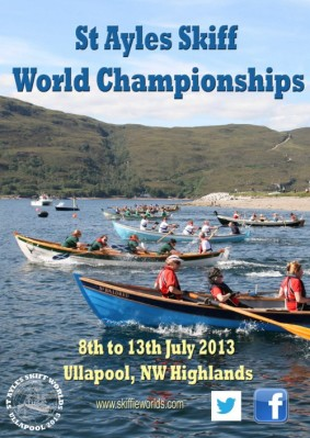 skiff champs poster